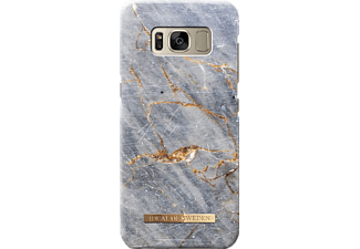 IDEAL OF SWEDEN Fashion Handyhülle, Royal Grey Marble, passend für Samsung Galaxy S8