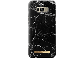 IDEAL OF SWEDEN Fashion Galaxy S8+ Handyhülle, Black Marble