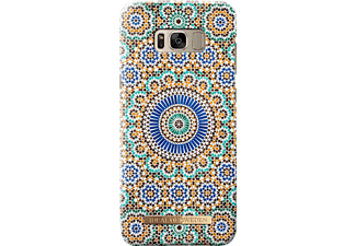 IDEAL OF SWEDEN Fashion Handyhülle, Moroccan Zellige, passend für Samsung Galaxy S8+