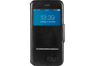 IDEAL OF SWEDEN Swipe iPhone 6 Plus, iPhone 7 Plus ,iPhone 8 Plus Handyhülle, Schwarz