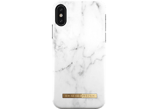 IDEAL OF SWEDEN Fashion Handyhülle, White Marble, passend für Apple iPhone X