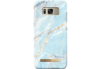 IDEAL OF SWEDEN Fashion Galaxy S8 Handyhülle, Island Paradise Marble