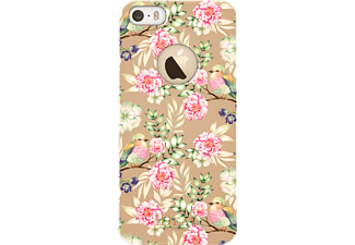 IDEAL OF SWEDEN Fashion iPhone SE Handyhülle, Champagne Birds