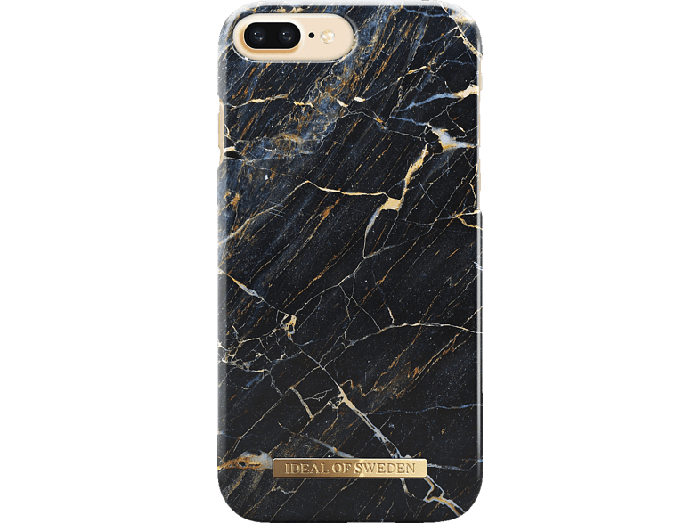 IDEAL OF SWEDEN Fashion , Backcover, Apple, iPhone 6 Plus, iPhone 7 Plus, iPhone 8 Plus, Kunststoff/Mikrofaser, Port Laurent Marble