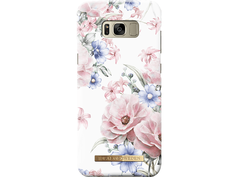 IDEAL OF SWEDEN Fashion Backcover Samsung Galaxy S8 Floral Romance