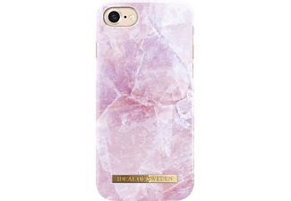 IDEAL OF SWEDEN Fashion Handyhülle, Pink Marble, passend für Apple iPhone 6, iPhone 7, iPhone 8