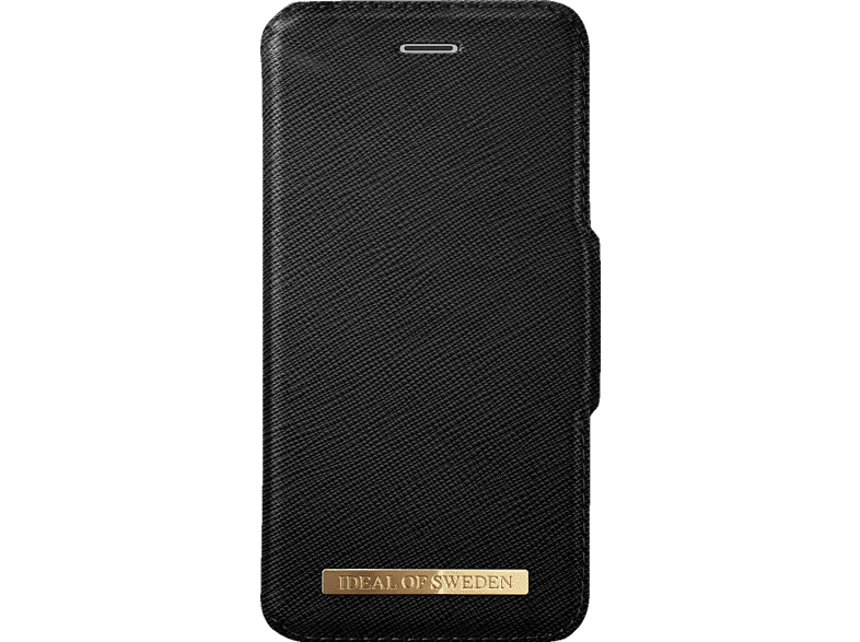 IDEAL OF SWEDEN Fashion , Bookcover, Apple, iPhone 6, iPhone 7, iPhone 8, Schwarz
