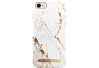 IDEAL OF SWEDEN Fashion Handyhülle, Carrara Gold, passend für Apple iPhone 6, iPhone 7, iPhone 8