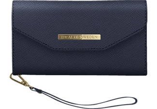 IDEAL OF SWEDEN Mayfair Clutch Handyhülle, Marine, passend für Apple iPhone 6, iPhone 7, iPhone 8