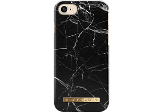 IDEAL OF SWEDEN Fashion Handyhülle, Black Marble, passend für Apple iPhone 6, iPhone 7, iPhone 8