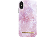IDEAL OF SWEDEN Fashion Backcover Apple iPhone X Kunststoff/Mikrofaser Pink Marble