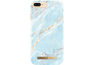 IDEAL OF SWEDEN Fashion Handyhülle, Paradise Marble, passend für Apple iPhone 6 Plus, iPhone 7 Plus, iPhone 8 Plus