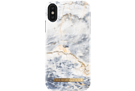 IDEAL OF SWEDEN Fashion Backcover Apple iPhone X Kunststoff/Mikrofaser Ocean Marble
