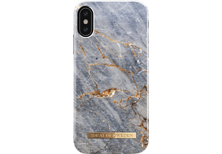 IDEAL OF SWEDEN Fashion Handyhülle, Grey Marble, passend für Apple iPhone X