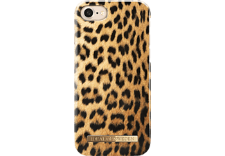 IDEAL OF SWEDEN Fashion Handyhülle, Apple iPhone 6, iPhone 7, iPhone 8, Wild Leopard