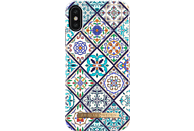 IDEAL OF SWEDEN Fashion Backcover Apple iPhone X Kunststoff/Mikrofaser Mosaic