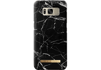 IDEAL OF SWEDEN Fashion Galaxy S8 Handyhülle, Black Marble