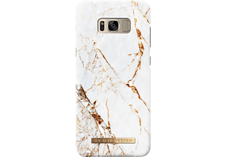 IDEAL OF SWEDEN Fashion Handyhülle, Carrara Gold, passend für Samsung Galaxy S8