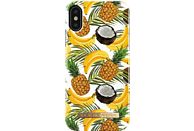 IDEAL OF SWEDEN Fashion Backcover Apple iPhone X Banana Coconut