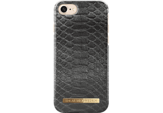 IDEAL OF SWEDEN Fashion Handyhülle, Black Reptile, passend für Apple iPhone 6, iPhone 7, iPhone 8