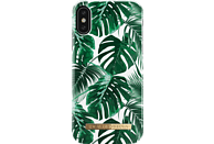 IDEAL OF SWEDEN Fashion Backcover Apple iPhone X Monstera Jungle