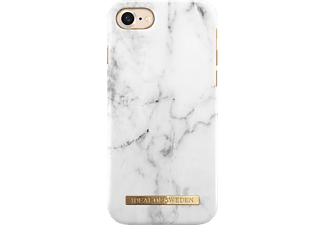 IDEAL OF SWEDEN Fashion Handyhülle, White Marble, passend für Apple iPhone 6, iPhone 7, iPhone 8