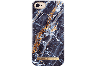 IDEAL OF SWEDEN Fashion Handyhülle, Blue Marble, passend für Apple iPhone 6, iPhone 7, iPhone 8