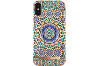 IDEAL OF SWEDEN Fashion Backcover Apple iPhone X Kunststoff/Mikrofaser Moroccan Zellige