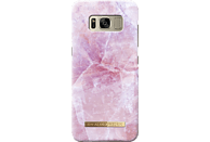 IDEAL OF SWEDEN Fashion , Backcover, Samsung, Galaxy S8, Kunststoff/Mikrofaser, Pilion Pink Marble