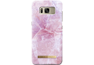 IDEAL OF SWEDEN Fashion Handyhülle, Pilion Pink Marble, passend für Samsung Galaxy S8