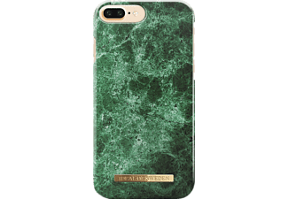 IDEAL OF SWEDEN Fashion Handyhülle, Green Marble, passend für Apple iPhone 6 Plus, iPhone 7 Plus, iPhone 8 Plus