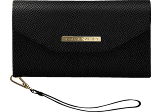 IDEAL OF SWEDEN Mayfair Clutch Handyhülle, Schwarz, passend für Samsung Galaxy S8+