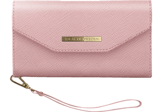 IDEAL OF SWEDEN Mayfair Clutch iPhone 6 Plus, iPhone 7 Plus, iPhone 8 Plus Handyhülle, Rosa