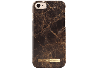 IDEAL OF SWEDEN Fashion Handyhülle, Brown Marble, passend für Apple iPhone 6, iPhone 7, iPhone 8