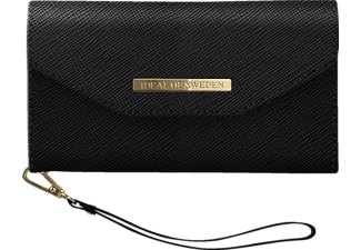 IDEAL OF SWEDEN Mayfair Clutch Handyhülle, Schwarz, passend für Apple iPhone 6, iPhone 7, iPhone 8