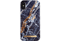 IDEAL OF SWEDEN Fashion Backcover Apple iPhone X Blue Marble