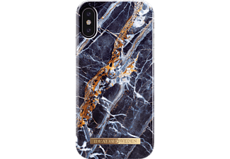 IDEAL OF SWEDEN Fashion Handyhülle, Apple iPhone X, Blue Marble