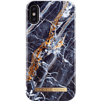 IDEAL OF SWEDEN Fashion , Backcover, Apple, iPhone X, Blue Marble