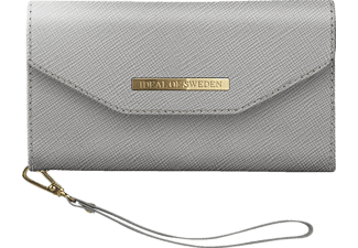 IDEAL OF SWEDEN Mayfair Clutch Galaxy S8 Handyhülle, Grau