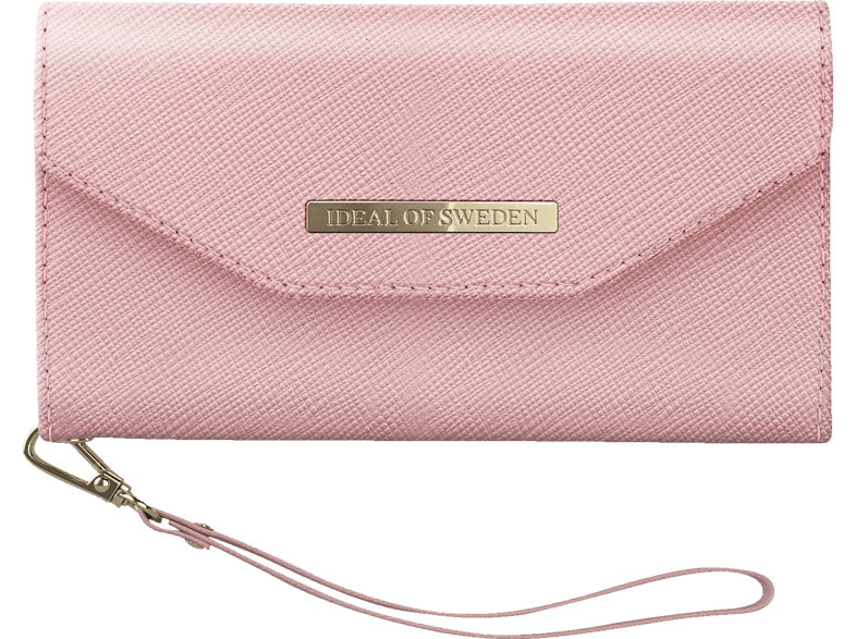 IDEAL OF SWEDEN Mayfair Clutch Bookcover Samsung Galaxy S8 Rosa