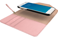 IDEAL OF SWEDEN Mayfair Clutch , Bookcover, Apple, iPhone 6, iPhone 7, iPhone 8, Rosa
