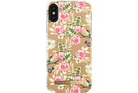 IDEAL OF SWEDEN Fashion Backcover Apple iPhone X Champagne Birds