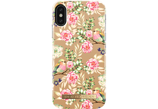 IDEAL OF SWEDEN Fashion iPhone X Handyhülle, Champagne Birds