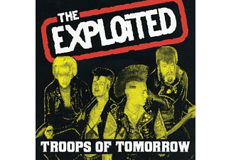 The Exploited - Troops Of Tomorrow (Digipak) (CD)
