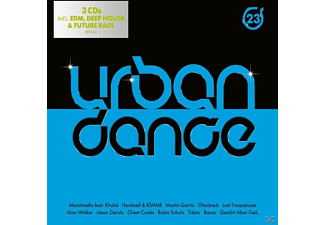 VARIOUS - Urban Dance,Vol.23 - (CD)