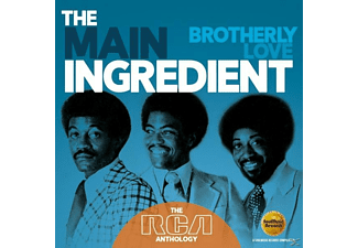 The Main Ingredient - Brotherly Love-The RCA Anthology - (CD)