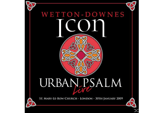 Icon - Urban Psalm-Live (2CD+DVD Deluxe Edition) - (CD + DVD Video)