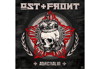 Ostfront - Adrenalin (Deluxe Edition) - (CD)