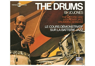 Jo Jones - The Drums (Le Cours Démonstratif Sur La Batterie J - (CD)
