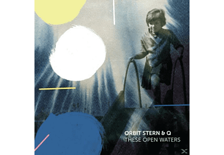 Orbit Stern & Q - These Open Waters - (CD)